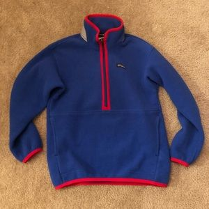 Boys Patagonia Fleece Sweater/Pull over